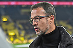 14.02.2020, Signal Iduna Park, Dortmund, GER, 1. BL, Borussia Dortmund vs Eintracht Frankfurt, DFL regulations prohibit any use of photographs as image sequences and/or quasi-video<br /> <br /> im Bild / picture shows / Fredi Bobic (Eintracht Frankfurt) Portrait, Halbportrait, Bild, Einzel, Einzelaufnahme, picture, single, solo, alleine <br /> <br /> Foto © nordphoto/Mauelshagen