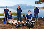 Flesk Valley rowers who participated in the virtual rowing challenge to help raise funds for the Alexis l-r: Michael O'Sullivan Donal Kelly, Ger O'Shea, Paul Burke and Conor O'CAllaghan