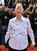 CANNES, FRANCE. July 17, 2021: Tilda Swinton at the Closing Gala & Awards Ceremony, and From Africa With Love Premiere at the 74th Festival de Cannes.<br /> Picture: Paul Smith / Featureflash