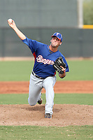 Joe Van Meter - Texas Rangers - 2010 Instructional League.Photo by:  Bill Mitchell/Four Seam Images..