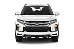 Car photography straight front view of a 2020 Mitsubishi ASX Diamond Edition 5 Door SUV
