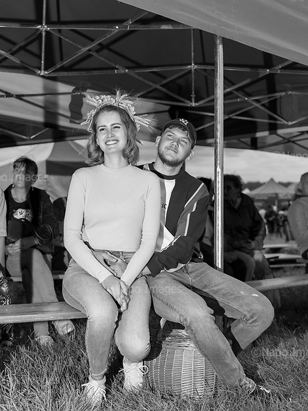 06.07.2019 Poland<br /> A couple of young people during local summer festival<br /> Photo: Adam Lach