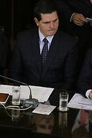 SÃO PAULO, SP, 06.02.2019: POLÍTICA-SP: Cauê Macris, Deputado Estadual e Presidente da Assembléia Legislativa do Estado de São Paulo, participa da abertura do Ano Judiciário, no Tribunal de Justiça, nesta quarta-feira, 6. ( Foto: Charles Sholl/Brazil Photo Press/Folhapress)