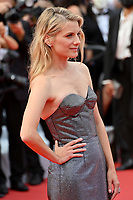 CANNES, FRANCE. July 12, 2021: Melanie Laurent at the gala premiere of Wes Anderson's The French Despatch at the 74th Festival de Cannes.<br /> Picture: Paul Smith / Featureflash