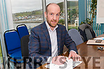 Dr. Brendan O'Keeffe, geographer and main researcher of the Dingle Peninsula socio-economic survey.