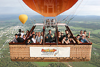 20120125 Hot Air Balloon Cairns 25 January