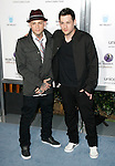Benji Madden and Joel Madden at The Sony Cierge and The Richie-Madden Children's Foundation Fundraiser for Unicef's Tap Project held at MyHouse in Hollywood, California on March 23,2009                                                                     Copyright 2009 RockinExposures