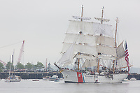 Event - Tall Ships at the Charlestown Navy Yard / USSCM
