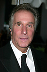 Henry Winkler Attending the 30th Annual Daytime EMMY AWARDS at Radio City Music Hall, New York City. May 16, 2003