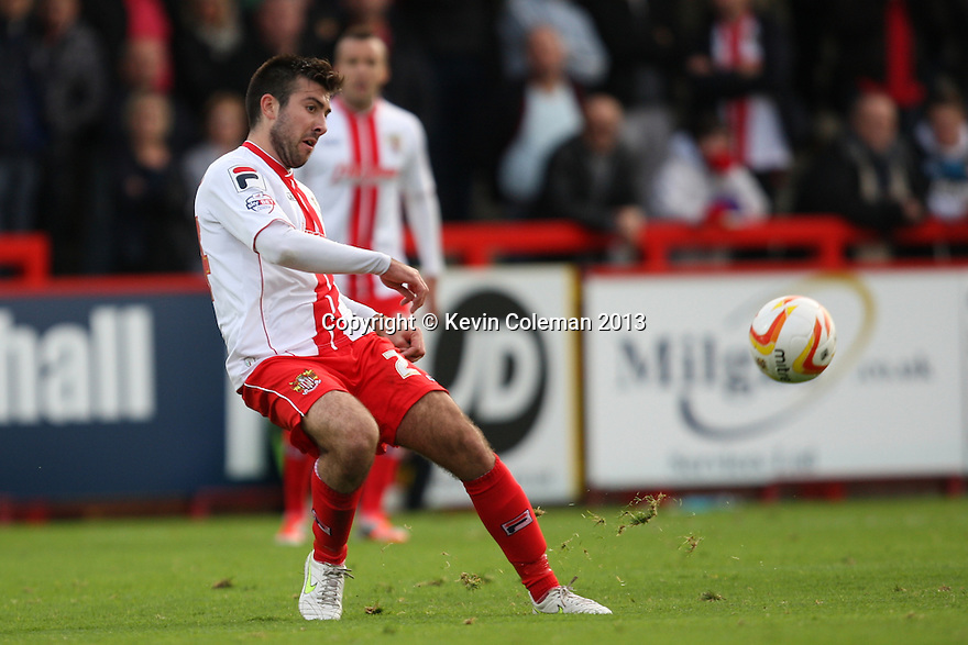 Michael Doughty of Stevenage (on loan from QPR) <br />  - Stevenage v Crawley Town - Sky Bet League 1 - Lamex Stadium, Stevenage - 26th October, 2013<br />  © Kevin Coleman 2013<br />  <br />  <br />  <br />  <br />  <br />  <br />  <br />  <br />  <br />  <br />  <br />  <br />  <br />  <br />  <br />  <br />  <br />  <br />  <br />  <br />  <br />  <br />  <br />  <br />  <br />  <br />  <br />  <br />  <br />  <br />  <br />  <br />  <br />  <br />  <br />  <br />  <br />  <br />  <br />  <br />  <br />  <br />  <br />  <br />  <br />  <br />  <br />  <br />  <br />  <br />  <br />  - Crewe Alexandra v Stevenage - Sky Bet League One - Alexandra Stadium, Gresty Road, Crewe - 22nd October 2013. <br /> © Kevin Coleman 2013