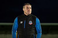 Bolton Wanderers' assistant manager David Flitcroft pictured before the match <br /> <br /> Photographer Andrew Kearns/CameraSport<br /> <br /> The Premier League - Leicester City v Aston Villa - Monday 9th March 2020 - King Power Stadium - Leicester<br /> <br /> World Copyright © 2020 CameraSport. All rights reserved. 43 Linden Ave. Countesthorpe. Leicester. England. LE8 5PG - Tel: +44 (0) 116 277 4147 - admin@camerasport.com - www.camerasport.com