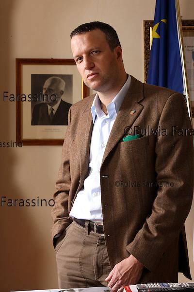 Falvio Tosi Major of Verona