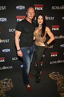 HOLLYWOOD, CA - OCTOBER 12: Joseph Gatt, at the 21st Screamfest Opening Night Screening Of The Retaliators at Mann Chinese 6 Theatre in Hollywood, California on October 12, 2021. Credit: Faye Sadou/MediaPunch