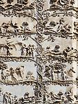 Italien, Umbrien, Orvieto: Dom Santa Maria (erbaut 13./14. Jh.) - Lebensbaum mit der biblischen Geschichte | Italy, Umbria, Orvieto: cathedral Santa Maria (built 13./14. century) - biblical story