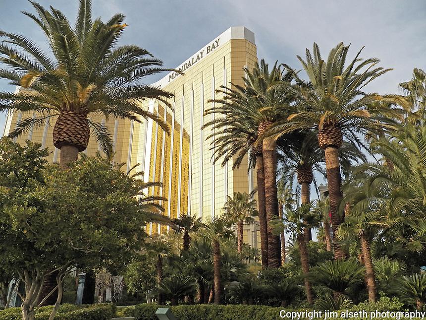 Las Vegas architecture...