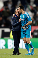 Calcio, Serie A: Juventus - Crotone, Torino, Allianz Stadium, 26 novembre, 2017.<br />