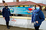 The staff of Recovery Haven in Tralee on Thursday. Front right Sharan Villa with Rita Gilbert