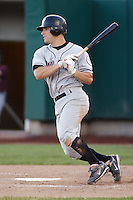 August 3, 2009: Ryan Stovall of the Idaho Falls Chukars, Rookie Class-A affiliate of the Kansas City Royals, during a game at the Orem Owlz Ballpark in Orem, UT. Photo by: Matthew Sauk/Four Seam Images