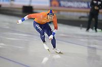 SPEEDSKATING: Calgary, The Olympic Oval, 07-02-2020, ISU World Cup Speed Skating, Kjeld Nuis (NED), ©foto Martin de Jong