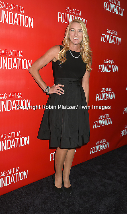 Jane Austin attends the Grand Opening of SAG-AFTRA Foundation Robin Williams Center on October 5, 2016 at The Robin Williams Center in New York, New York, USA.<br /> <br /> photo by Robin Platzer/Twin Images<br />  <br /> phone number 212-935-0770