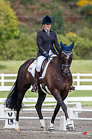 NZL-Melanie Barton rides Latino. 2020 NZL-Bates Saddles NZ Dressage Championships. NEC Taupo. Thursday 19 November 2020. Copyright Photo: Libby Law Photography