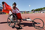 Brent Lakatos, Toronto 2015 - Para Athletics // Para-athlétisme.<br /> Highlights from Para Athletics // Fiats saillants de para-athlétisme. 12/08/2015.