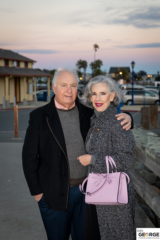 Benicia waterfront portraits.