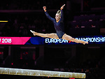 Europeans Glasgow Junior Women 3.8.18