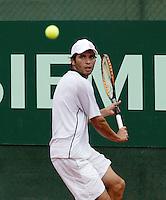 11-7-06,Scheveningen, Siemens Open, rirst round match, Montanes