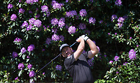 Graeme McDowell (Ireland) during the BMW PGA PRO-AM GOLF at Wentworth Drive, Virginia Water, England on 23 May 2018. Photo by Andy Rowland.