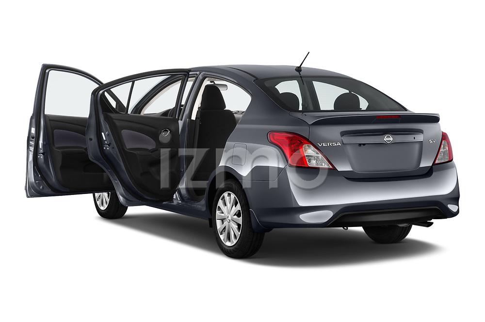 Car images of 2019 Nissan Versa-Sedan SV 4 Door Sedan Doors