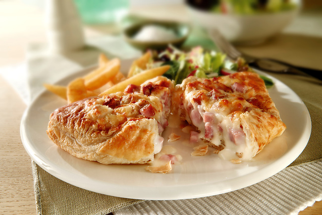 bacon in pastry food photos