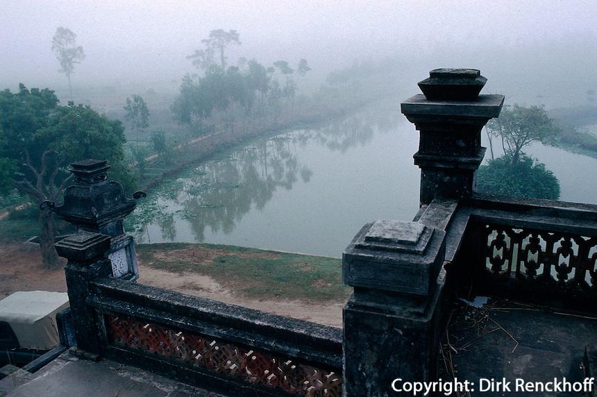 Tran Quoc-Pagode bei Hanoi, Vietnam
