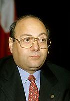 Montreal (Qc) Canada  file Photo - 1996- - Francesco Bellini