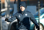 St Johnstone Training…08.12.17<br />David Wotherspoon pictured at McDiarmid Park today during training ahead of tomorrow's game at Hamilton<br />Picture by Graeme Hart.<br />Copyright Perthshire Picture Agency<br />Tel: 01738 623350  Mobile: 07990 594431