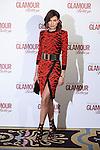 Nieves Alvarez attends 2016 Glamour Belleza Awards en Madrid, Spain. February 04, 2016. (ALTERPHOTOS/Victor Blanco)