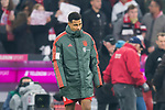 03.11.2018, Allianz Arena, Muenchen, GER, 1.FBL,  FC Bayern Muenchen vs. SC Freiburg, DFL regulations prohibit any use of photographs as image sequences and/or quasi-video, im Bild enttaeuscht Serge Gnabry (FCB #22) <br /> <br />  Foto © nordphoto / Straubmeier