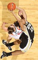 20110203 Wake Forest Demon Deacons Virginia Cavaliers NCAA women's basketball AC