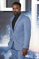 """Ariyon Bakare<br /> at the photocall for the film """"Life"""", Corinthia Hotel, London.<br /> <br /> <br /> ©Ash Knotek  D3242  16/03/2017"""