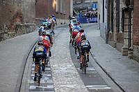 Up the Sint-Antoniusberg <br /> Women Junior – Road Race (WC)<br /> Race from Leuven to Leuven (75km)<br /> <br /> UCI Road World Championships – Flanders Belgium 2021<br /> <br /> ©kramon