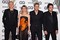 Wolf Alice<br /> arriving for the GQ Men of the Year Awards 2021 at the Tate Modern London<br /> <br /> ©Ash Knotek  D3571  01/09/2021