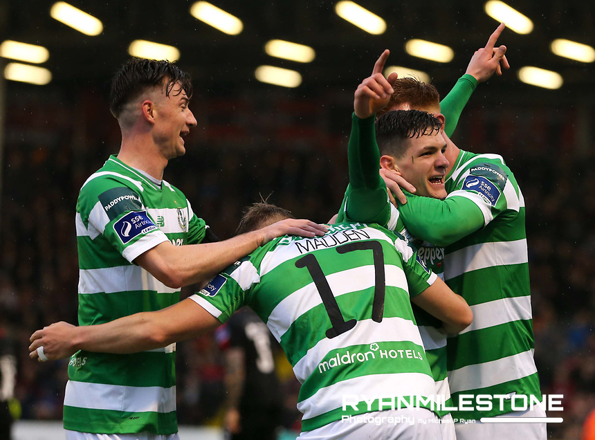 SSE Airtricity League Premier Division<br /> Bohemians v Shamrock Rovers <br /> Friday 12th May 2017<br /> Dalymount Park<br /> Dublin