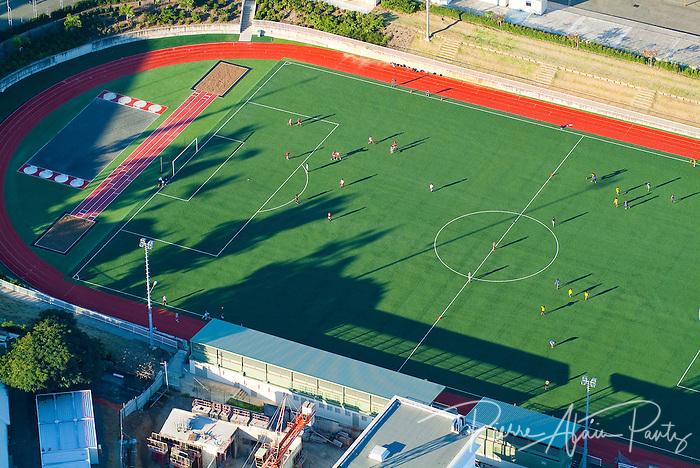 Nouméa, stade du PLGC