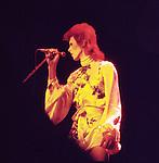 David Bowie 1973<br />© Chris Walter