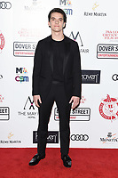 Fionn Whitehead<br /> arriving for the London Critic's Circle Film Awards 2019 at the Mayfair Hotel, London<br /> <br /> ©Ash Knotek  D3472  19/01/2019