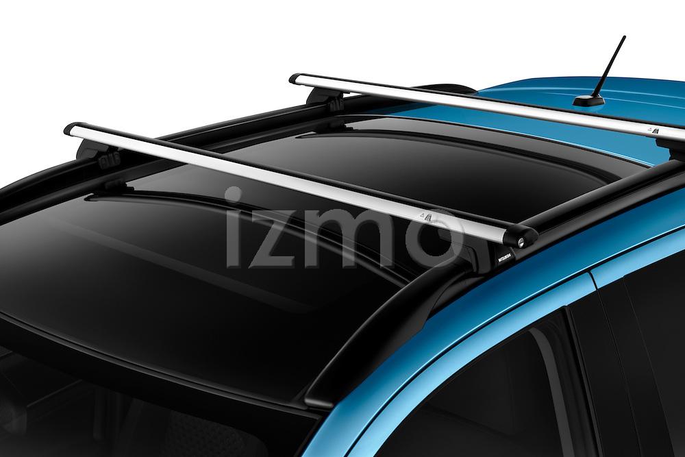 Sport roof rack on a 2011 Mitsubishi Outlander Sport SE