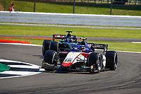 18th July 2021; Silverstone Circuit, Silverstone, Northamptonshire, England; F2 British Grand Prix, Race Day;  15 Samaia Guilherme (bra), Charouz Racing System, Dallara F2