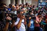 03.09. Internationale Presse in Budapest berichtet über Flüchtlinge