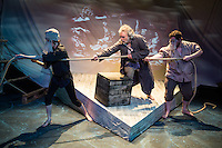 The Rime of the Ancient Mariner presented by Upstream Theater at Kranzberg Arts Center in St. Louis, MO on April 9, 2015.