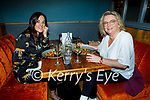 Catherine Galway and Susan O'Shea enjoying the evening in the Ashe Hotel on Friday.